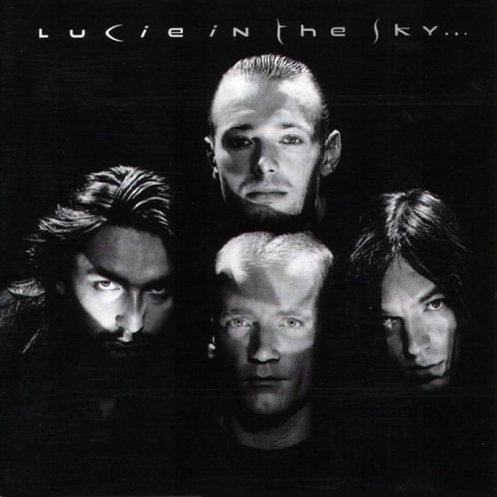 Lucie - In The Sky, CD