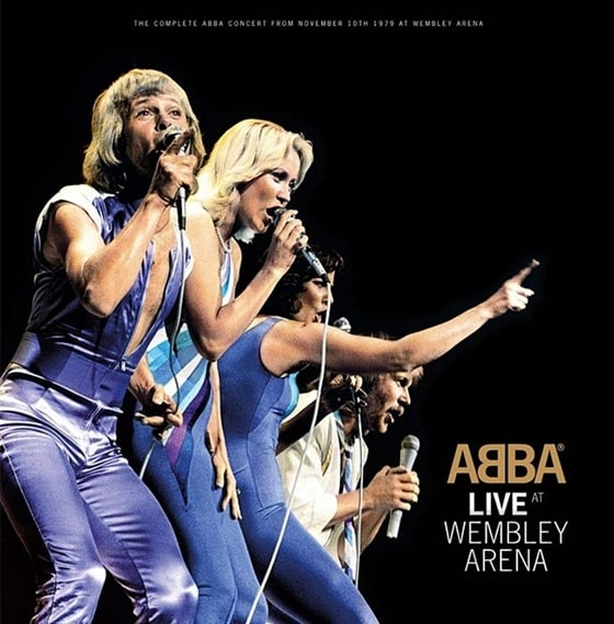 ABBA - Live At Wembley Arena, 2CD-DIGIPACK