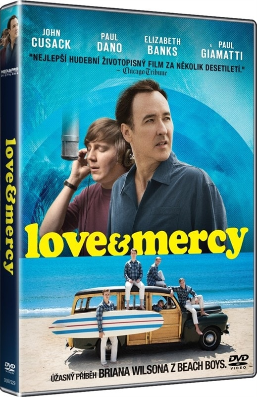 Love & Mercy, DVD