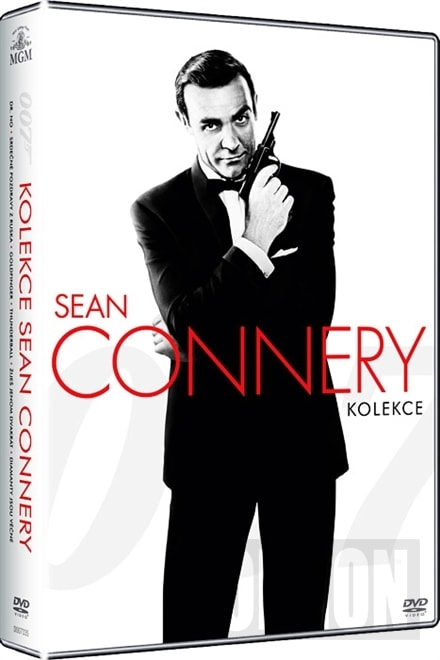 BOND - Sean Connery kolekce, DVD