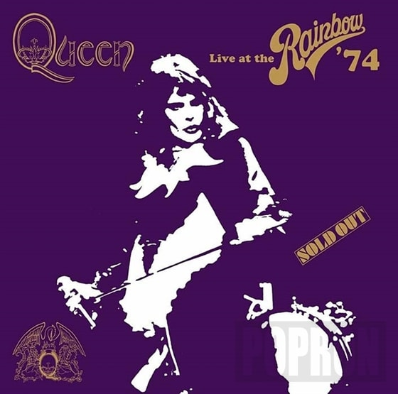 Queen - Live At The Rainbow '74 (Deluxe Edition), CD