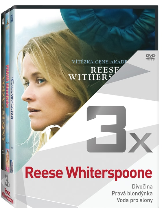 3DVD Reese Whiterspoone, DVD