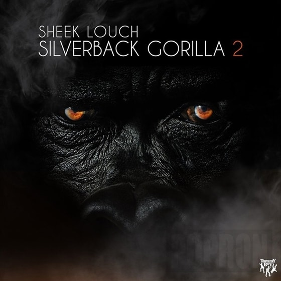 Sheek Louch - Silverback Gorilla 2, CD