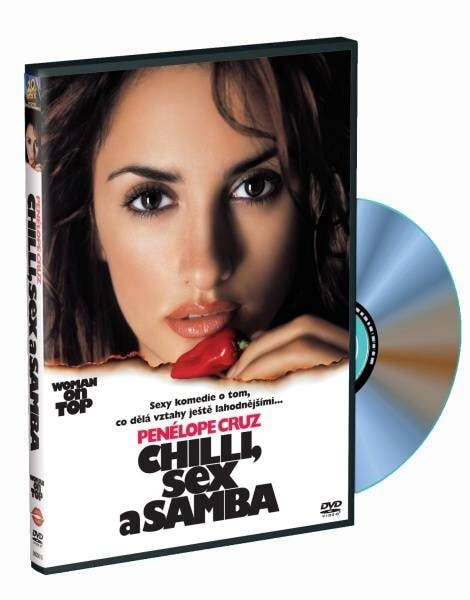Chilli, sex a samba, DVD