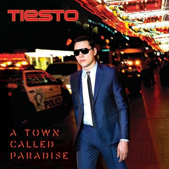 DJ Tiësto - A Town Called Paradise, CD