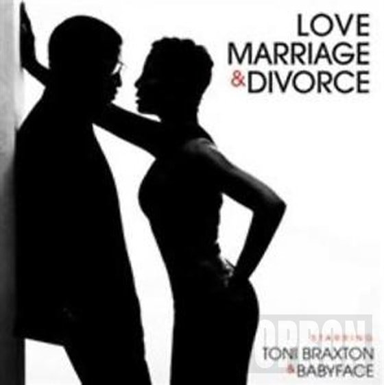 Toni Braxton, Babyface - Love, Marriage & Divorce, CD