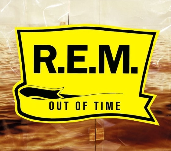 R.E.M. - Out Of Time, CD