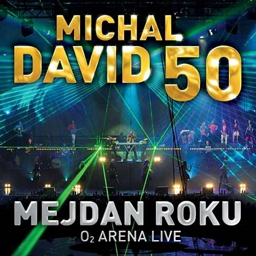 Michal David - Mejdan roku, 2 CD