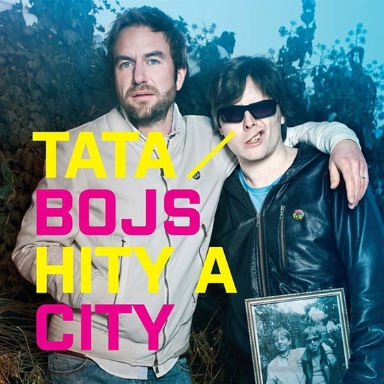 Tata Bojs - Hity a city, 2 CD