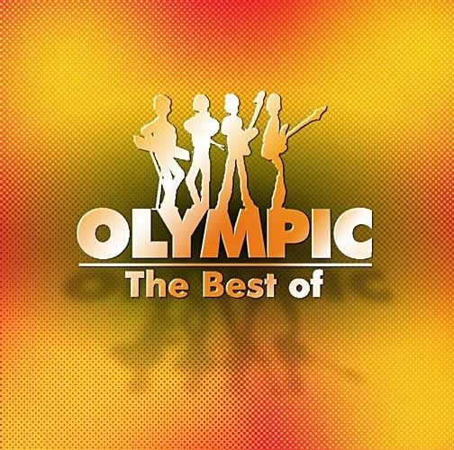 Olympic - The Best Of, 2CD