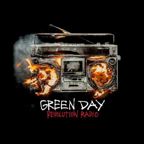 Green Day - Revolution Radio, CD