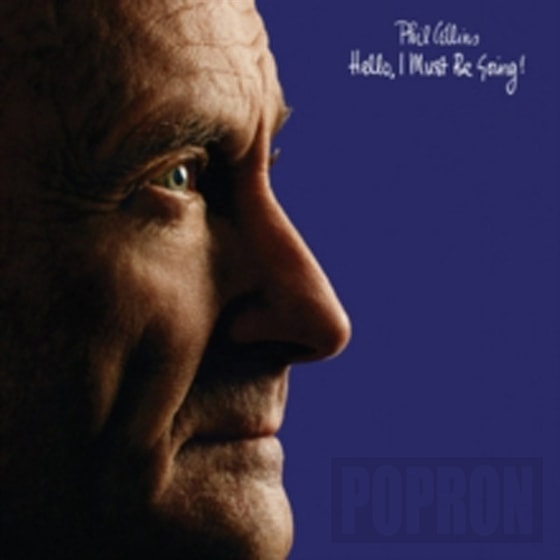 Phil Collins - Hello, I Must Be Going, CD