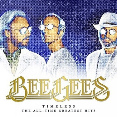 Bee Gees Timeless: The All-time, CD