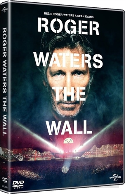 Roger Waters The Wall, DVD