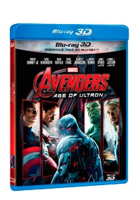 Avengers: Age of Ultron (2Blu-ray 3D+2D)