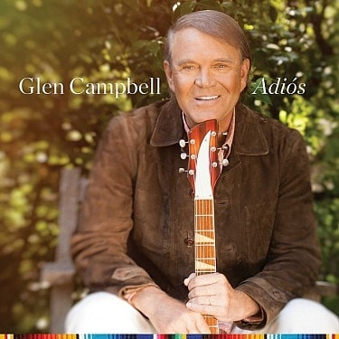 Campbell Glen  Adios, CD