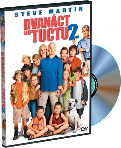 Dvanáct do tuctu 2, DVD